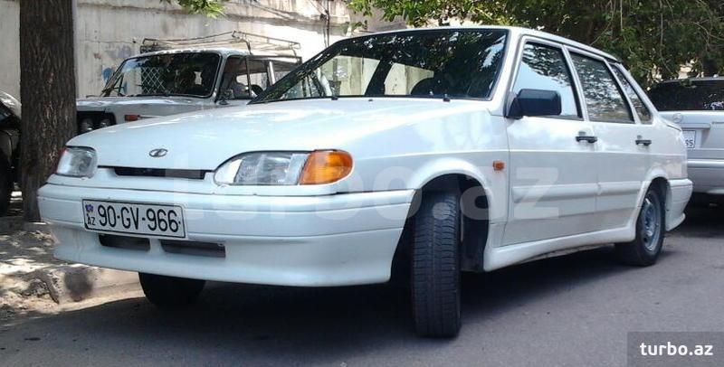 Lada Vaz 2115 Turbo Az