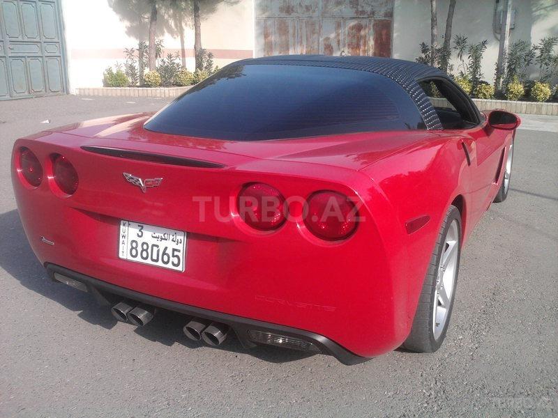 Chevrolet Corvette Turbo