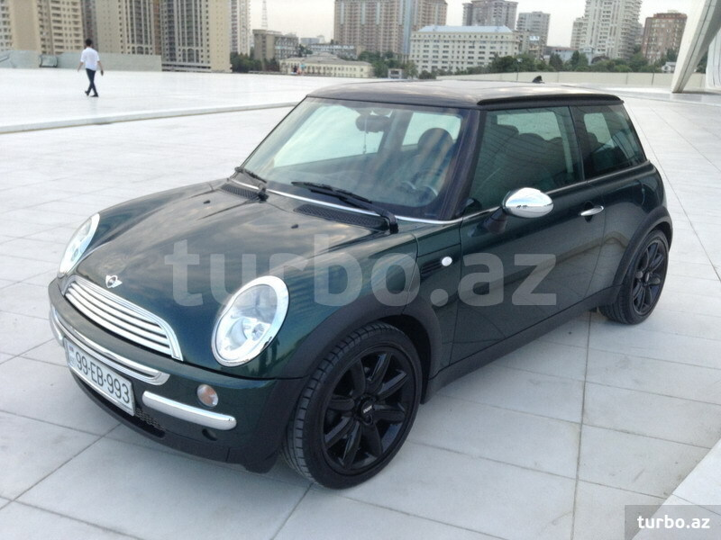 Mini Cooper Turboaz