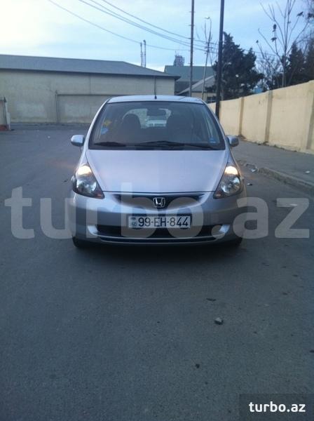 Honda Jazz Turboaz