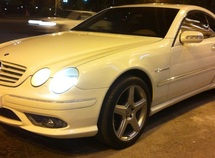 Mercedes CL 55 AMG