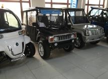 ACG Cars Hummer H3