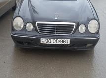 Mercedes C 270
