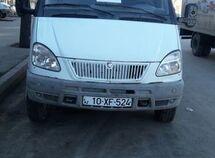Gaz 3302-Gazel