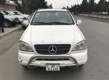 Mercedes ML 430