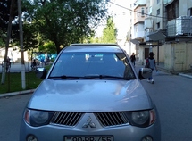 Mitsubishi L 200
