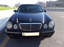 Mercedes E 430