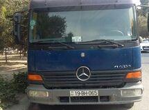 Mercedes Atego 815