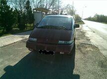 Pontiac Trans Sport SE