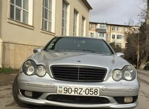 Mercedes C 32 AMG