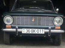 LADA (VAZ) 2101