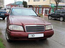 Mercedes C 180