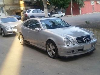 Mercedes CLK 320