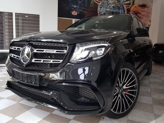 Mercedes GLS 63 AMG