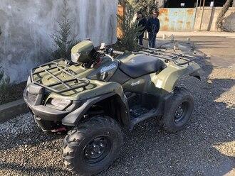 Suzuki Kingquad 500