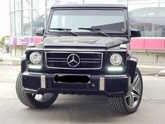 Mercedes G 320