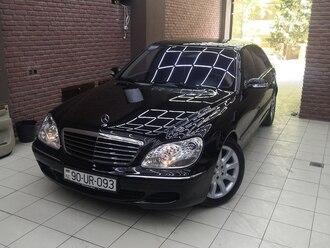 Mercedes S 430