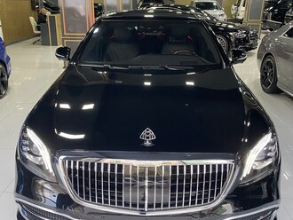 Mercedes-Maybach S 400