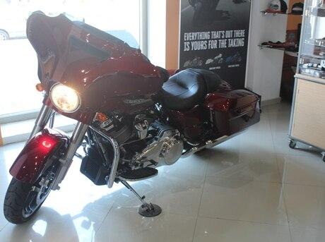 Harley-Davidson Touring Street Glide