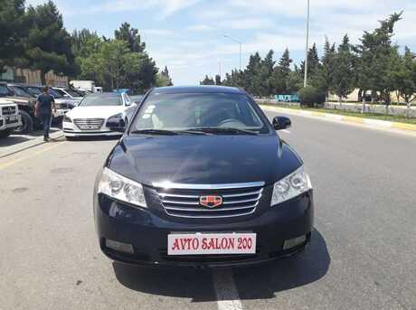 Geely Emgrand 7 (RV)