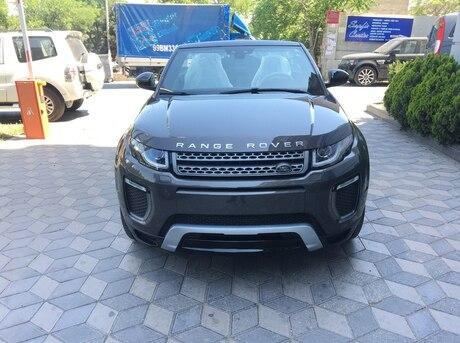 Land Rover RR Evoque 2017