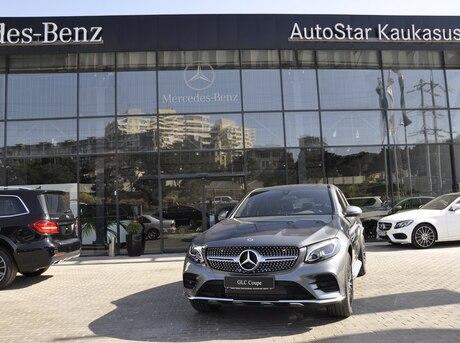 Mercedes GLC 250 Coupe