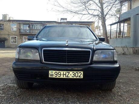 Mercedes S 300