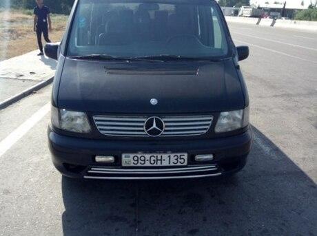 Mercedes Vito 126