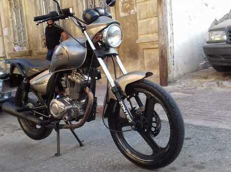 Zontes Tiger ZT150-3A
