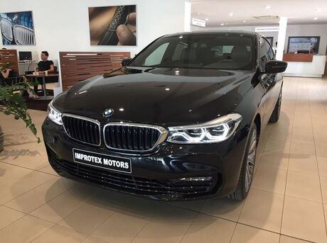 BMW 630 GT
