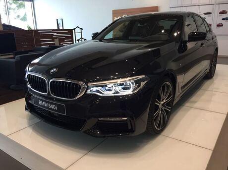 BMW 540