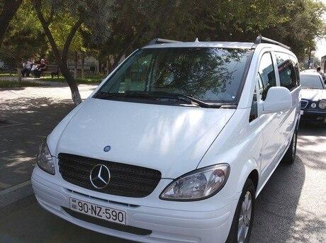 Mercedes Vito 120
