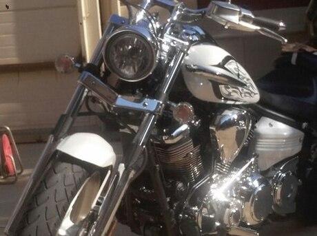 Yamaha XV1900 Raider
