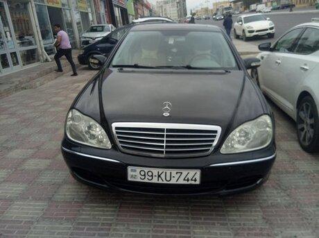 Mercedes S 350
