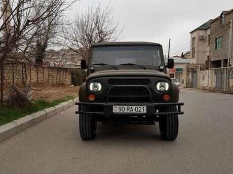 UAZ Xanter
