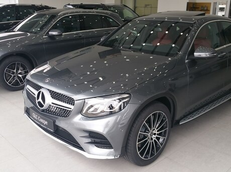 Mercedes GLC 250 Coupe