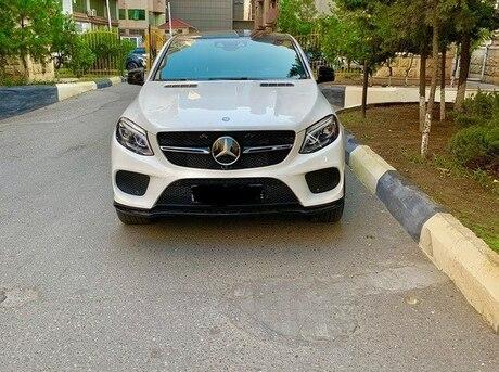 Mercedes GLE 43 AMG