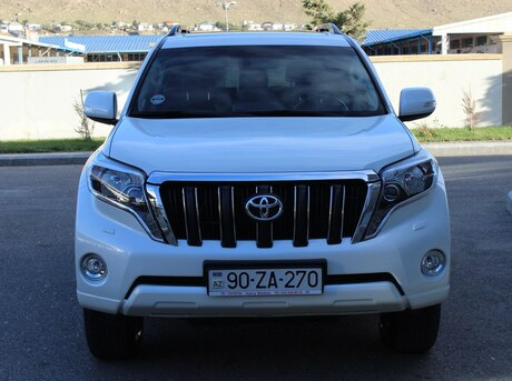 Toyota Prado