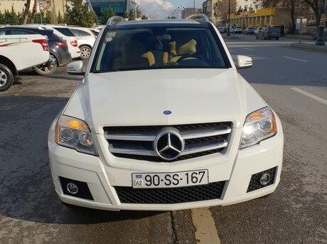 Mercedes GLK 350