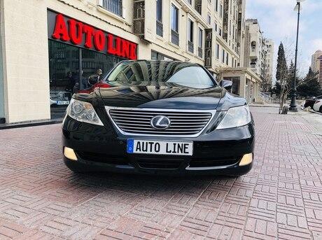 Lexus LS 460