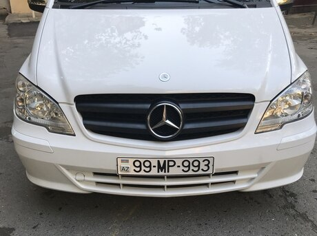 Mercedes Vito 113