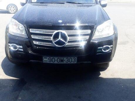 Mercedes CL 550