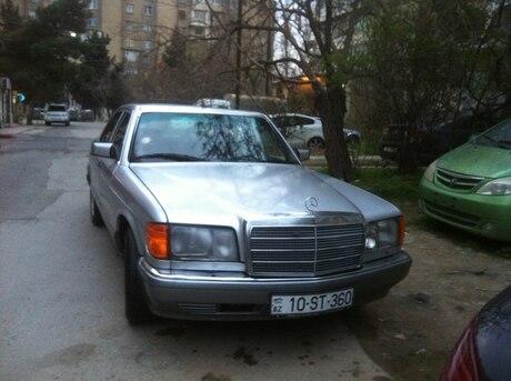 Mercedes 300 SEL
