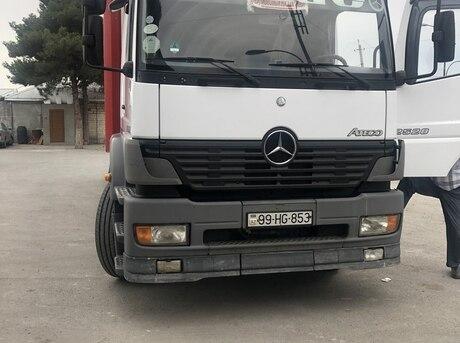 Mercedes Atego 2528