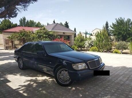 Mercedes S 600