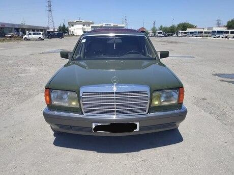Mercedes 270 SEL