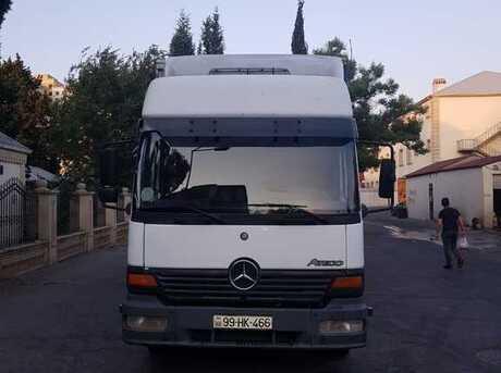 Mercedes Atego 1228