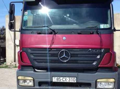 Mercedes Axor 3028