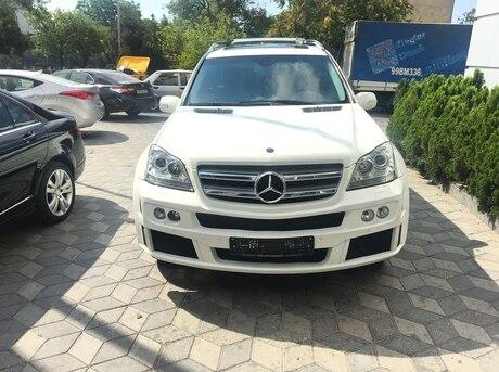 Mercedes GL Brabus Widestar