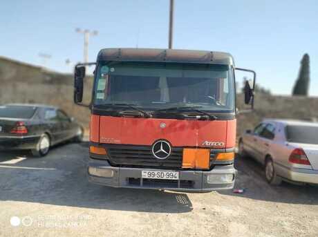 Mercedes Atego 817